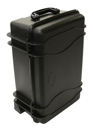 Picture of Revolution Head Hard Case (Custom cut foam insert holds Revolution, ORACLE, 3 elektraDRIVE motor pods, 2 elektraDRIVE mounts, battery pack, & cables.)