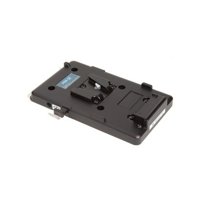 Image de V-Mount Battery Plate with 2 P-Taps