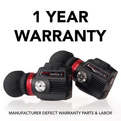 Obrázek 1 additional year manufacturers warranty