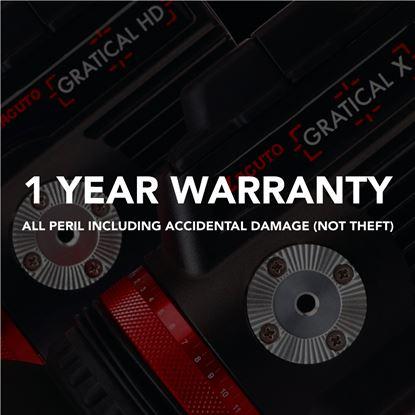 Obrázek 1 year all damage warranty
